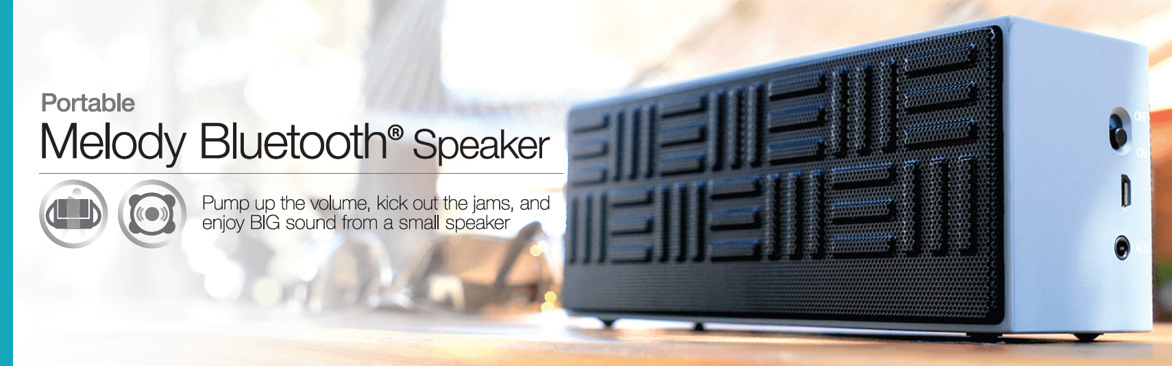 Melody Bluetooth Speaker