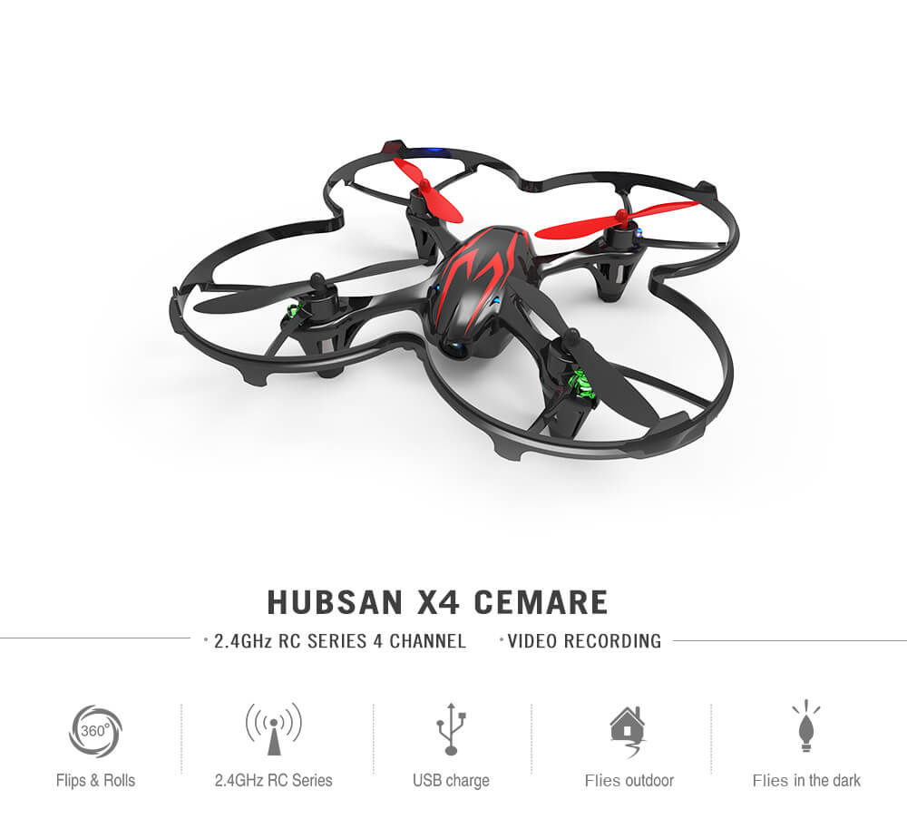 Hubsan X4 Camera H107C