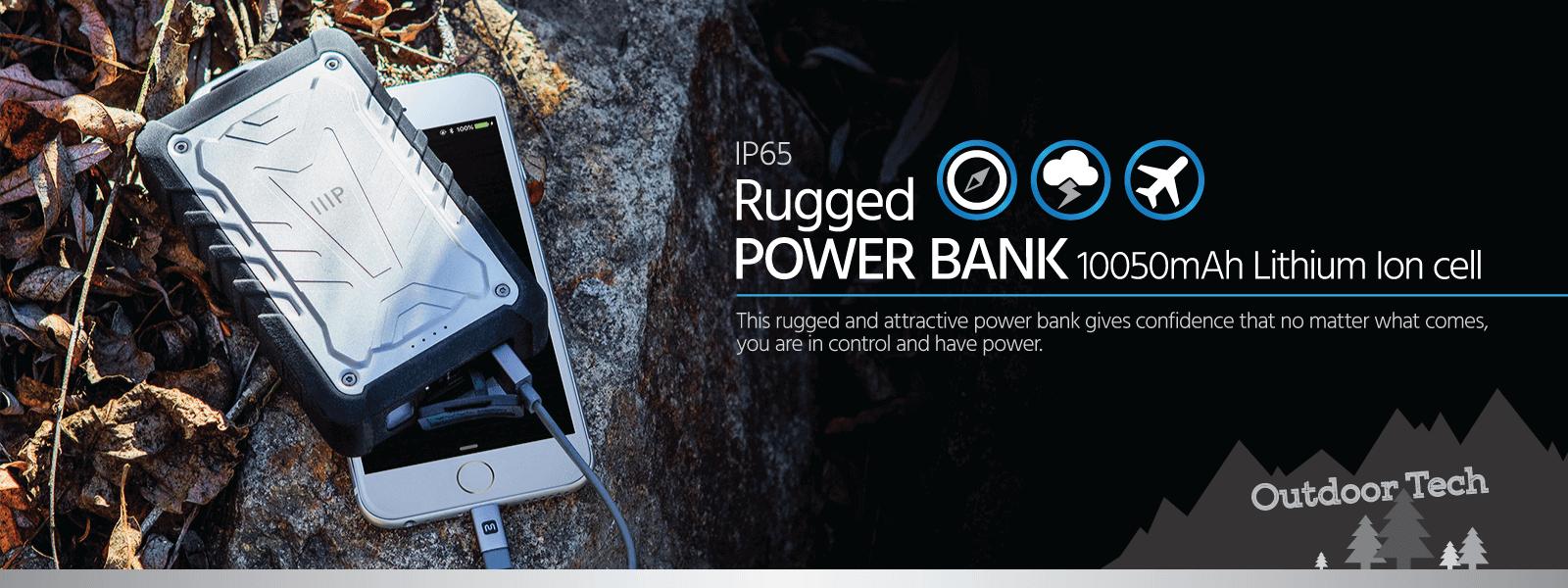 Rugged Power Bank
