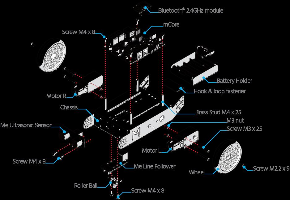 mbot v1 1 wi