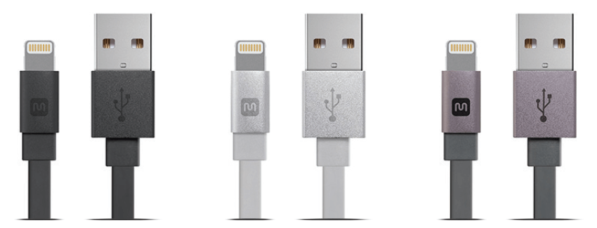 Cabernet Lightning Cables