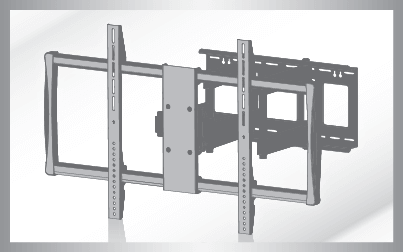 Monoprice Wall Mounts