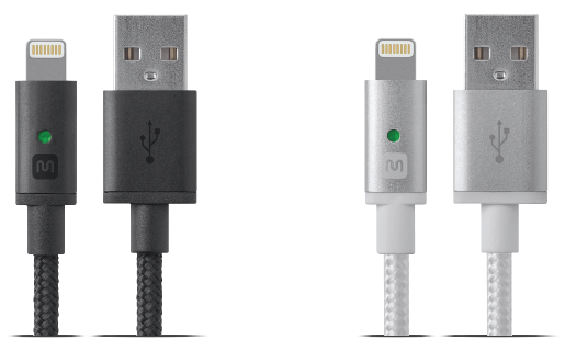 Luxe Lightning Cables
