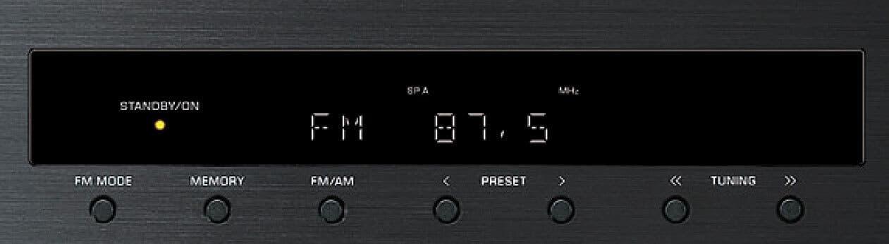AM/FM Tuning