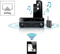 AirPlay Music Streaming