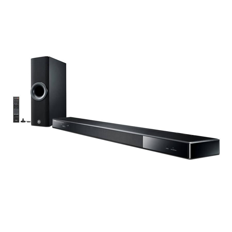 Ysp 2500 yamaha sound bar with bluetooth and wireless for Yamaha sound bar reviews