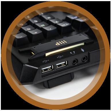 USB and Multimedia Hub