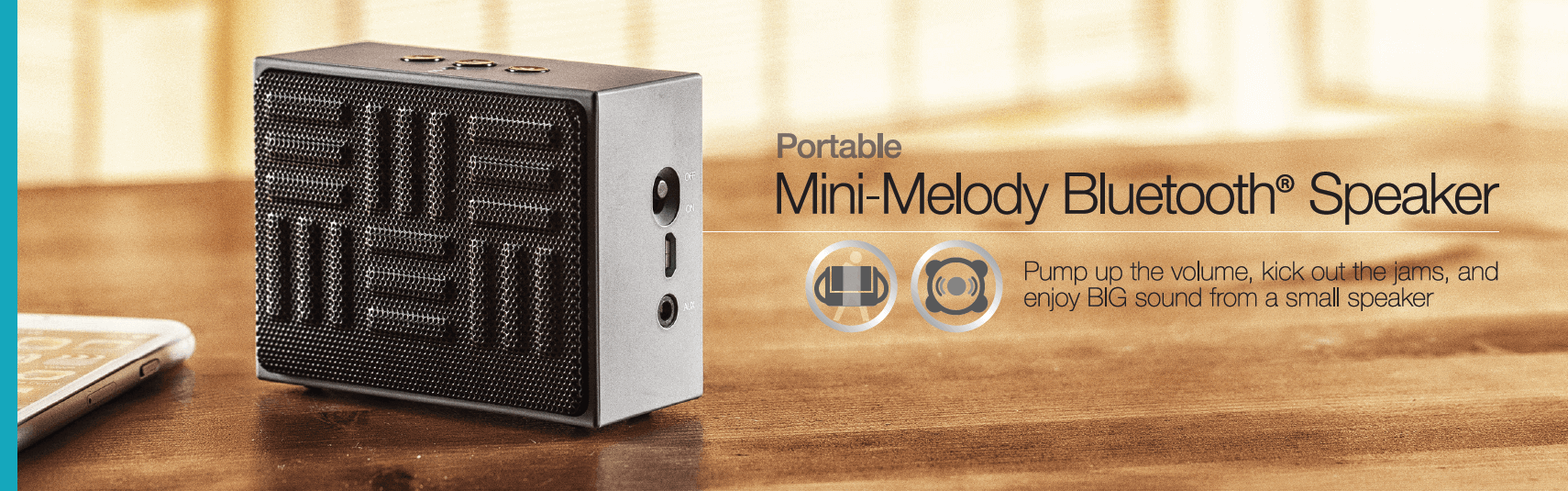 Mini-Melody Bluetooth Speaker