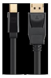 Mini DisplayPort 1.2 to DisplayPort 1.2