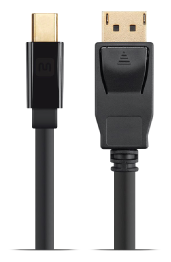 Mini DisplayPort 1.2a to DisplayPort 1.2a