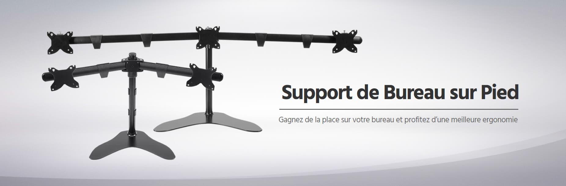 Free Standing Desk Mount
