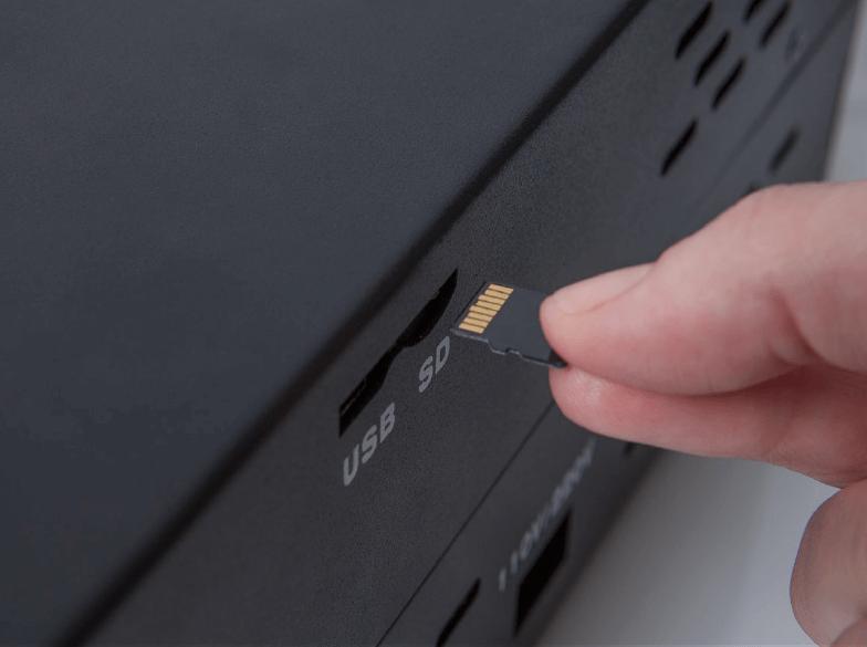 MicroSD-Karte