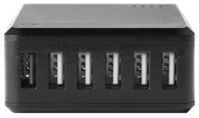 6-Port USB Smart Charger