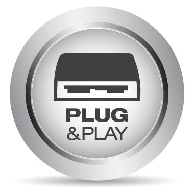 Plug & Play Solution