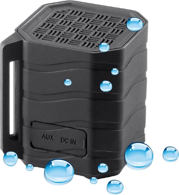 Deep Blue 5 Speaker