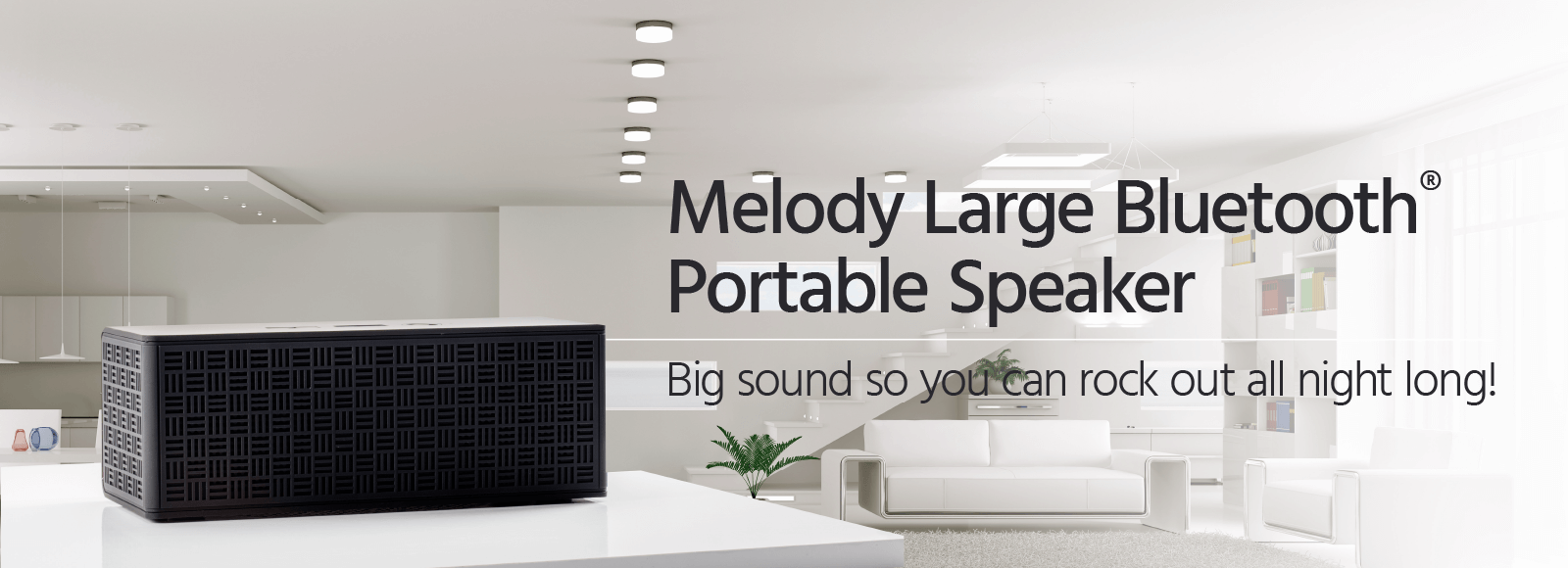 Melody Large Bluetooth Speaker
