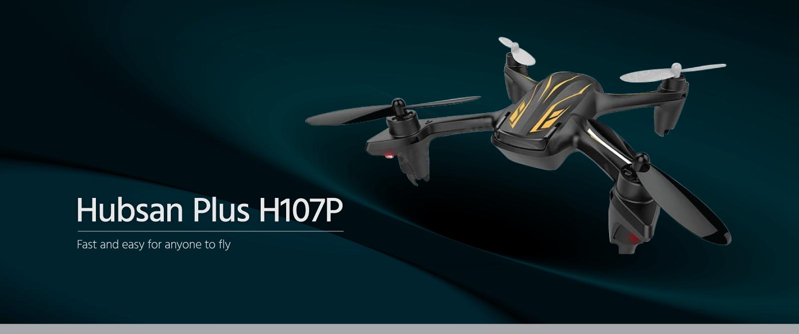 Hubsan H107P