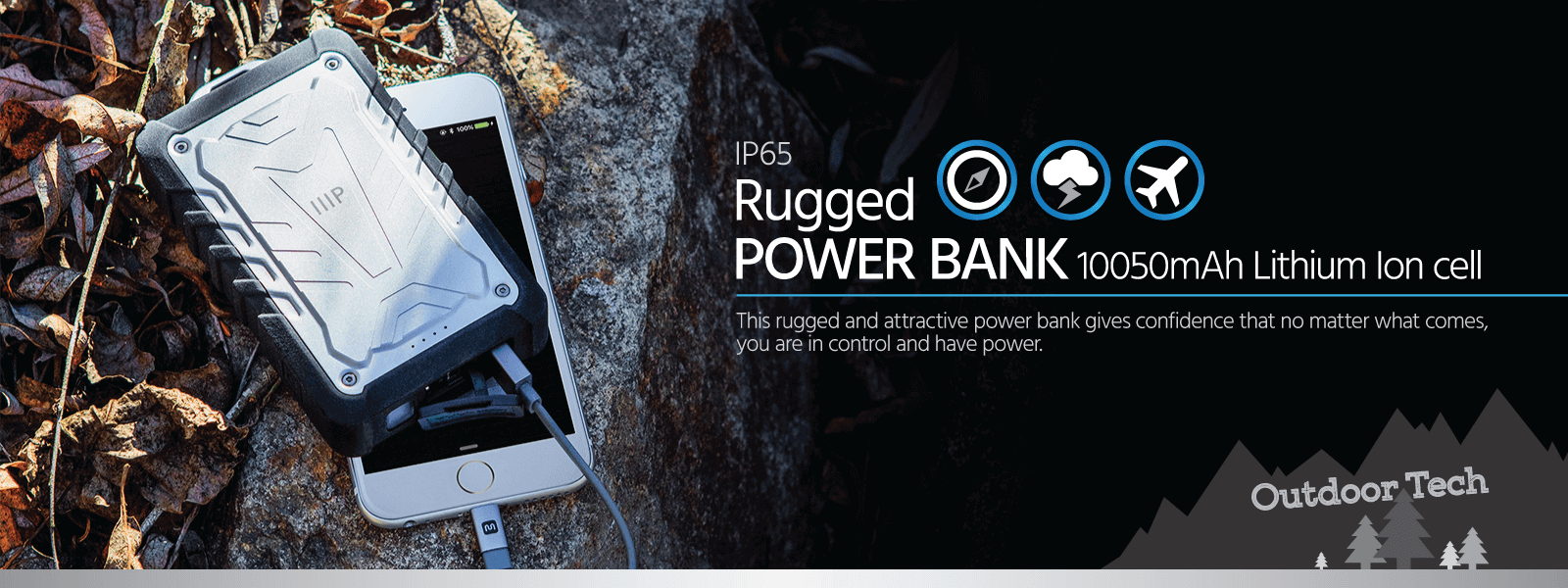 Rugged Power Bank