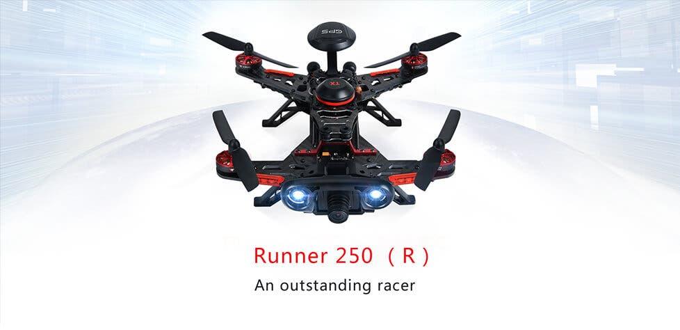 Runner 250 Red