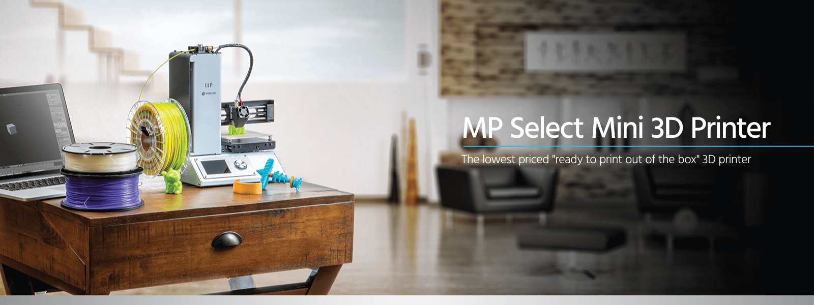MP Select Mini 3D Printer