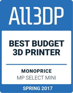 MP Select Mini 3D-Drucker