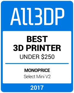 Mini imprimante 3D MP Select