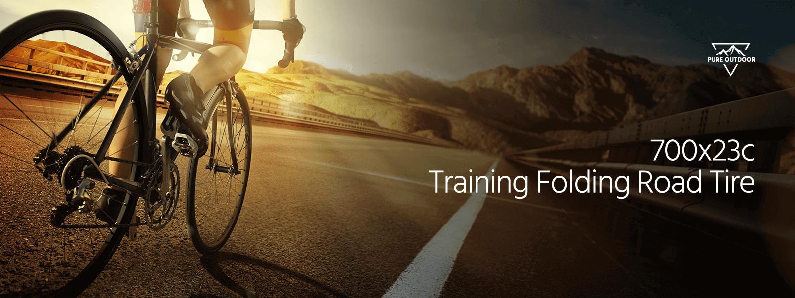 Training Folding Road Tire