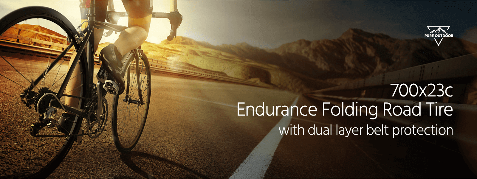 Endurance Folding Road Tire