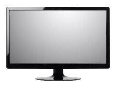 Resistive LCD Touch Screen Monitor