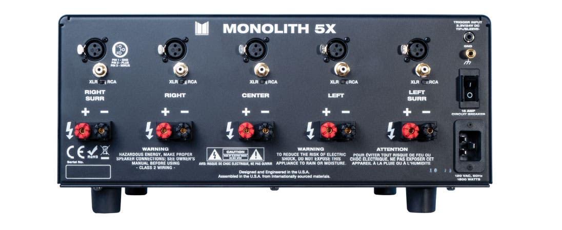 Monolith 5X