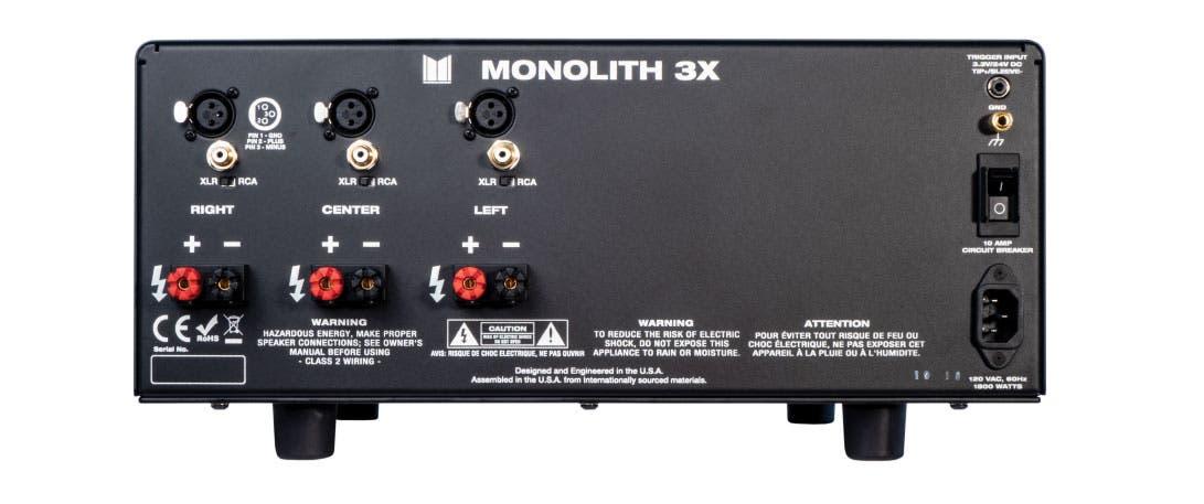 Monolith 3X