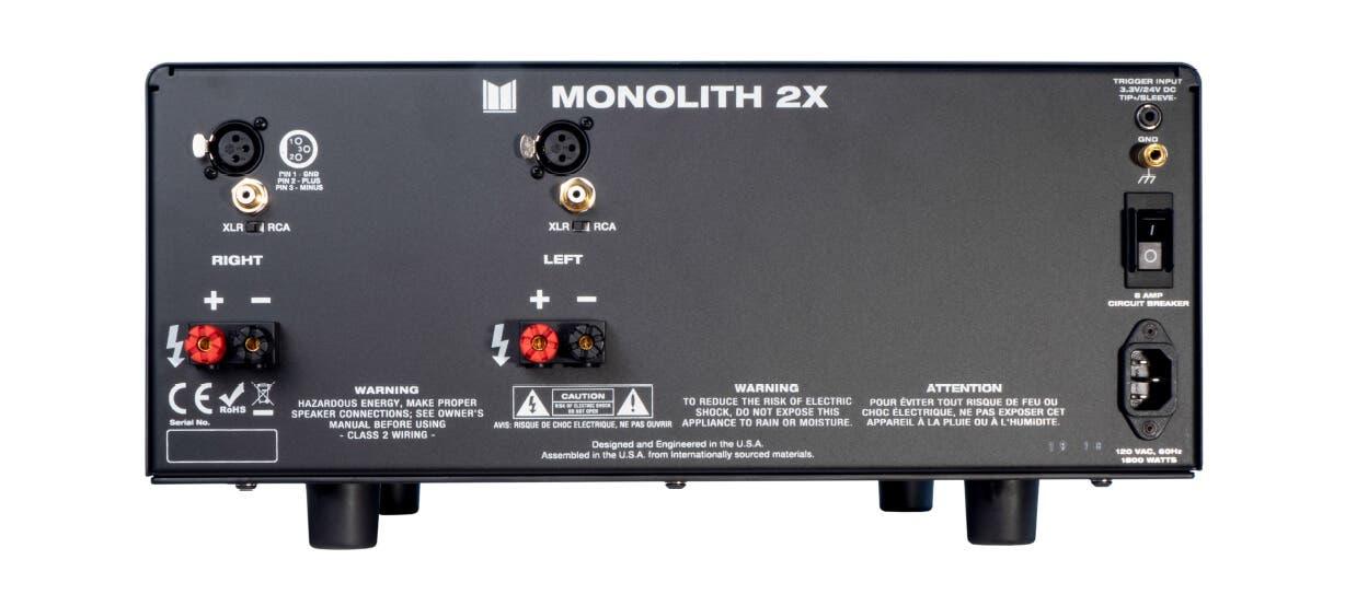 Monolith 2X