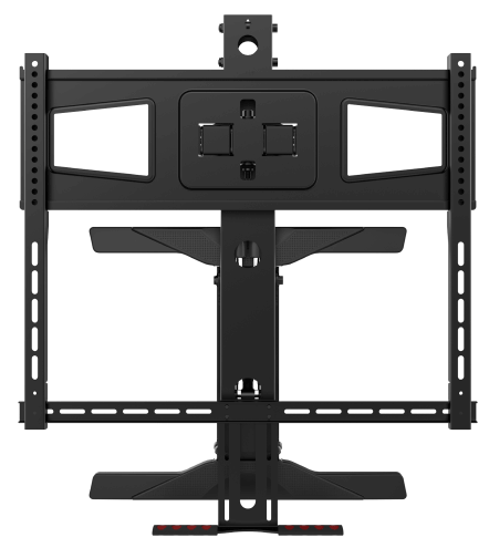 Above Fireplace Pull-Down Full-Motion TV Wall Mount