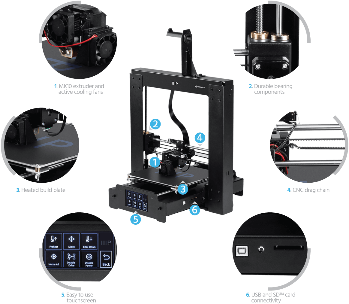 maker select plus 3d printer manual