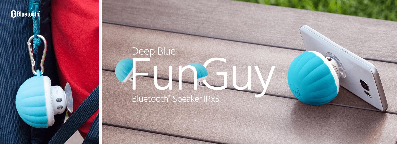 Deep Blue FunGuy