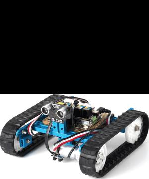 Detecting Robot
