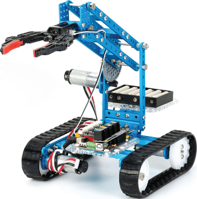 Robotic Arm Tank
