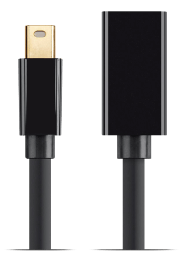 Mini DisplayPort 1.2a Extension