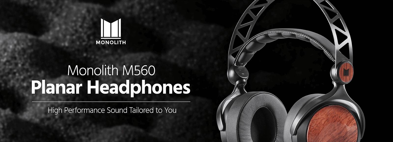 Monolith M560 Planar Headphones