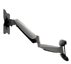 Small Full-Motion TV Wall Mount Bracket