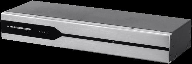 4K 1x4 HDMI Splitter/Extender