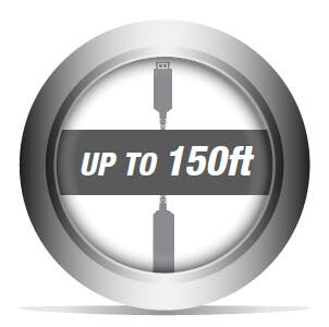 Extend USB 3.0 up to 150ft