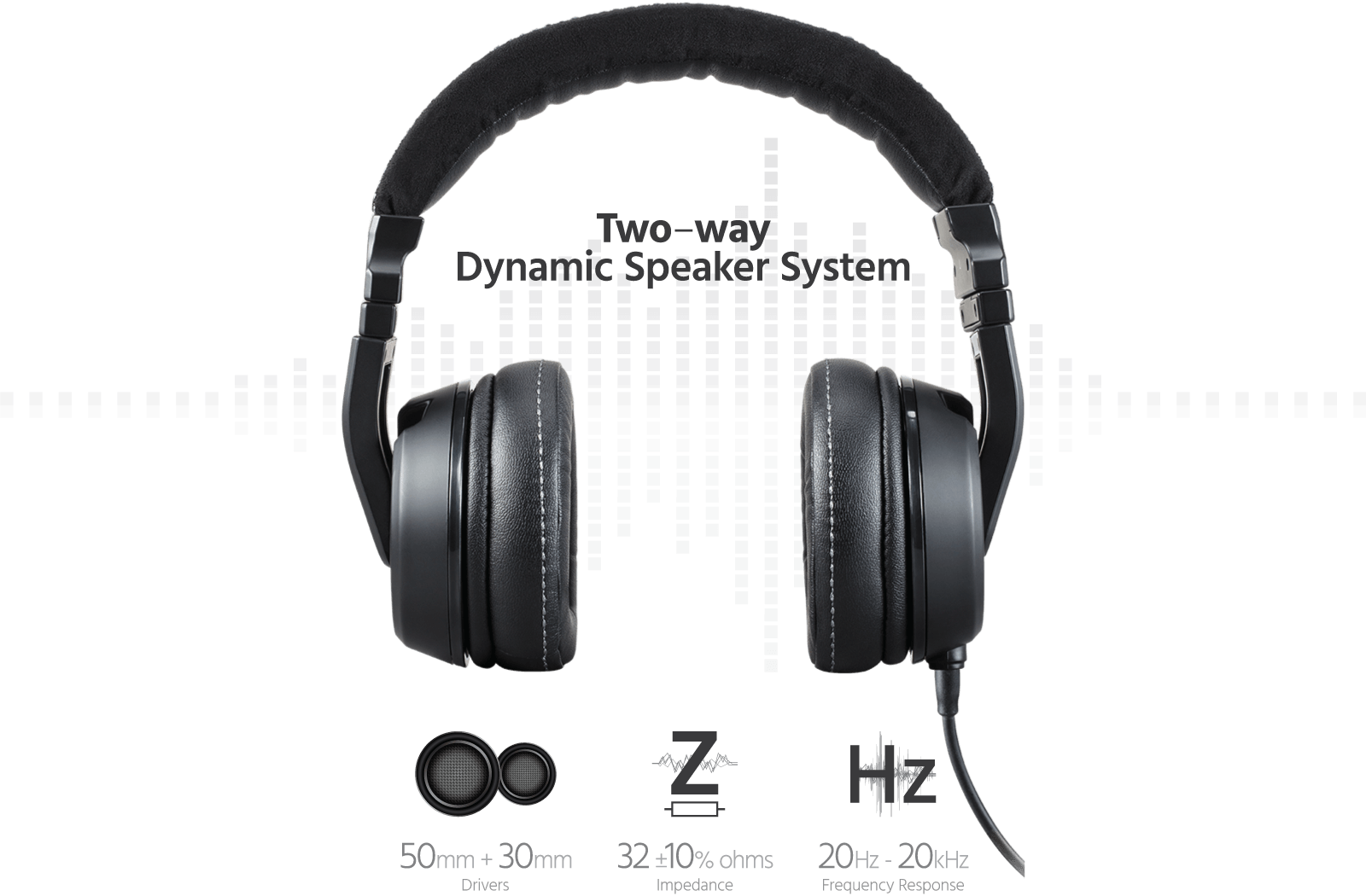 Dual Driver Wired Headphones
