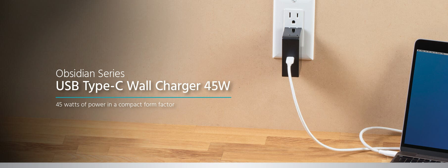 USB Type-C Wall Charger