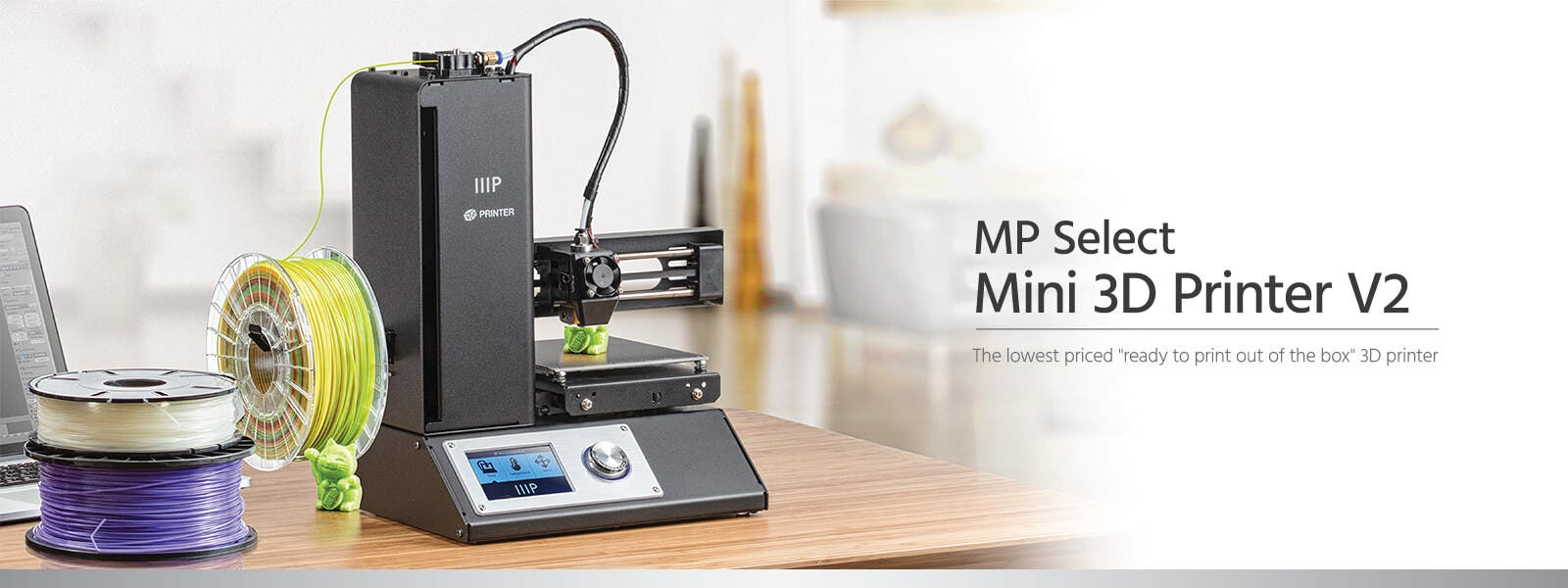 MP Select Mini imprimante 3D V2
