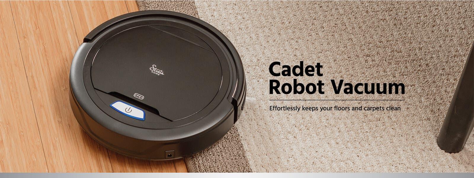Cadet Robot Vacuum