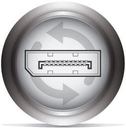 DisplayPort 1.3 Compliant