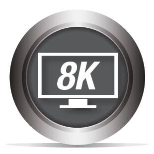 8K Capable