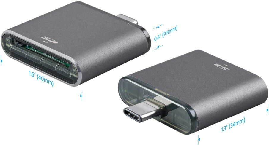 USB Type=C to SD 4.0 Card Reader