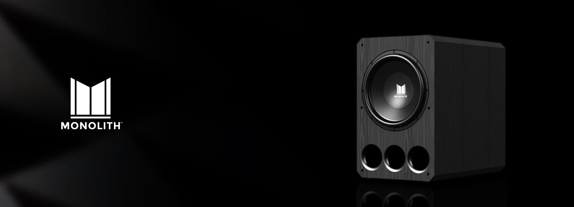 Monolith THX Select Subwoofer
